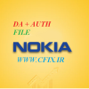 NOKIA DA AUTH FILE